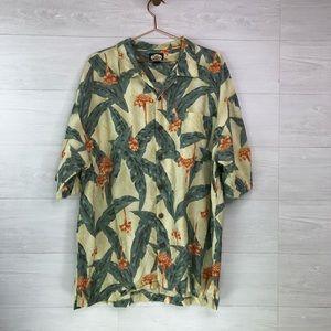 Tommy Bahama Shirt Men's Size XL